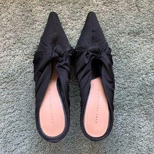 FUN black heels!
